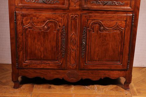 Louis XV Buffet in Cherrywood - 18th Century (1 of 11)