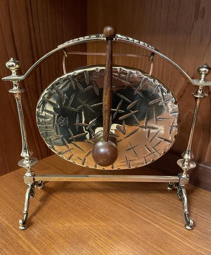 Classical Design Table Gong (1 of 7)