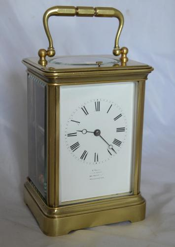 French Strike / Repeat Carriage Clock - Manchester Retailer (1 of 5)