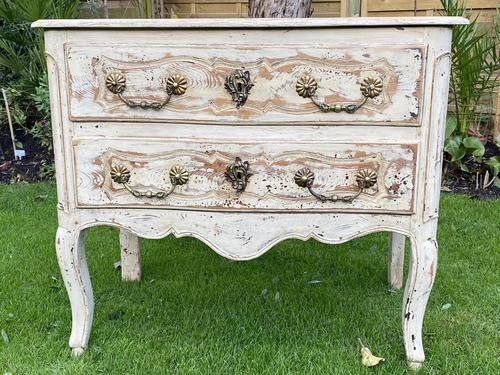 18th Century Louis XV Commode (1 of 12)