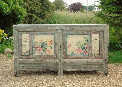 Beautiful 19th Century Chinese Hand Painted Cabinet (1 of 12)