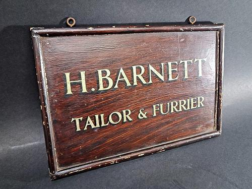 19th Century Painted Sign (1 of 4)