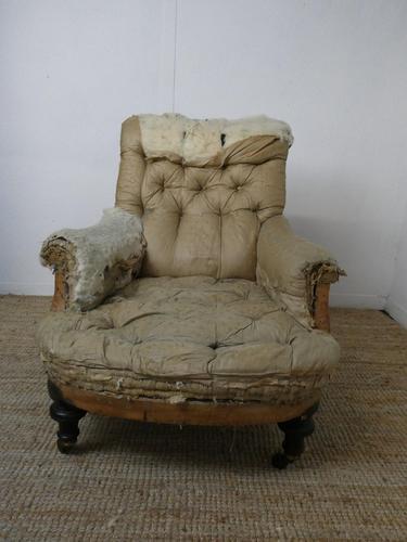 19th Century Armchair (1 of 11)