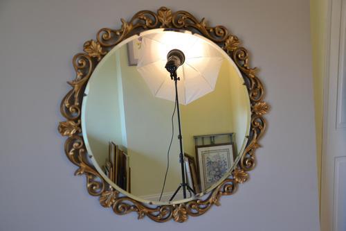 Baroque Wall Mirror (1 of 1)