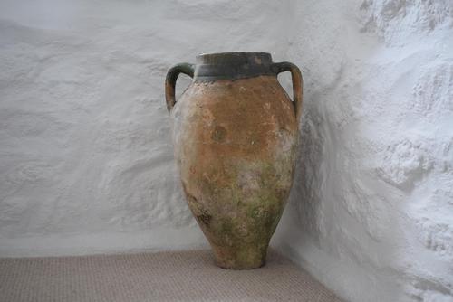 Large Terracotta Olive Jar (1 of 10)