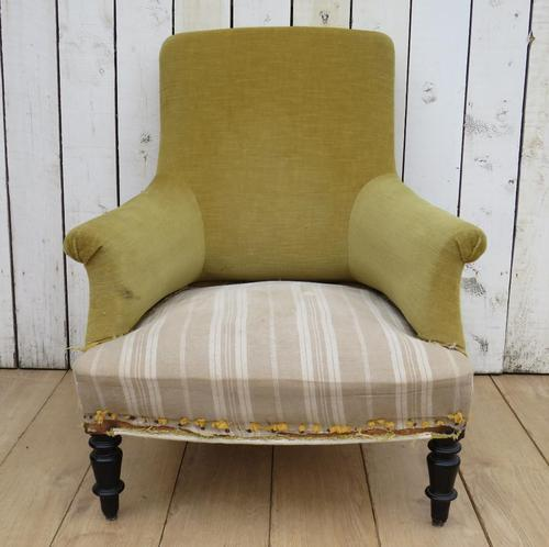 Antique Napoleon III French Chair (1 of 8)