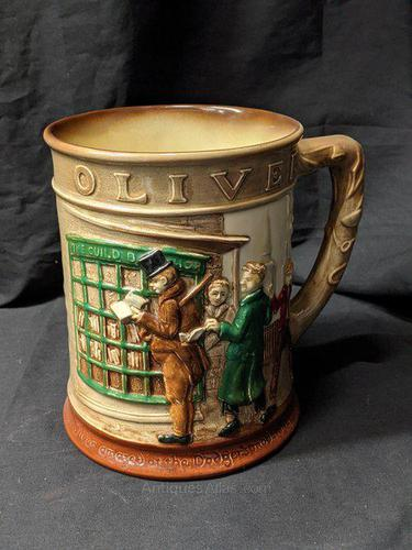 Royal Doulton ' Oliver Twist' Pitcher (1 of 4)