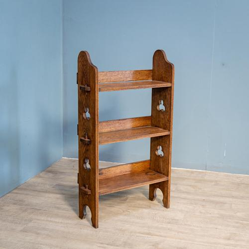 Liberty & Co Sedley Bookcase (1 of 8)
