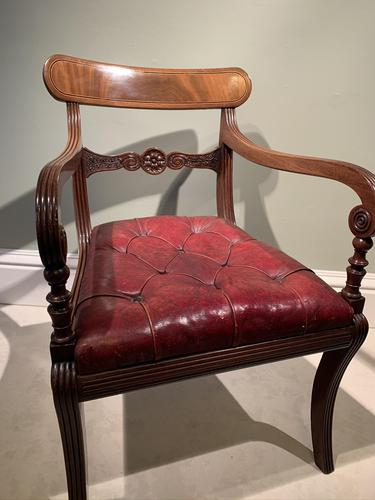 Simply Incredible Set of 14 Regency Dining Chairs c.1820 (1 of 6)
