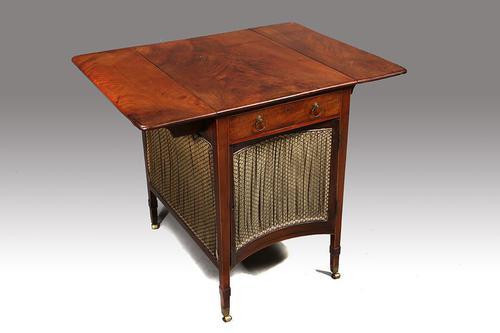 Very Good & Original Early 19th Century Mahogany Breakfast Table (1 of 11)