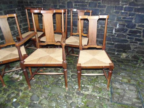 Richard Norman Shaw Chairs (1 of 7)