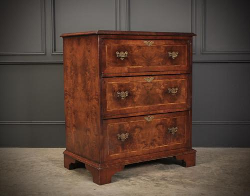 Antique Walnut Chest of Drawers (1 of 9)