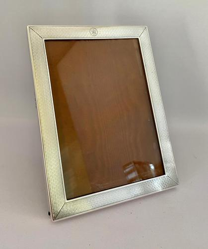 Silver Photo Frame - London 1922 (1 of 5)