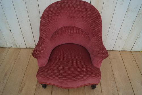 French Chair for re-upholstery (1 of 6)