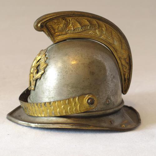 Novelty Desktop Helmet Inkwell (1 of 8)