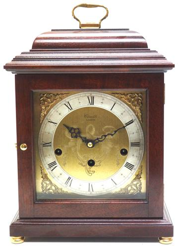 Comitti Of London Mantel Clock – Musical Westminster Chiming 8-day Mantle Clock (1 of 10)
