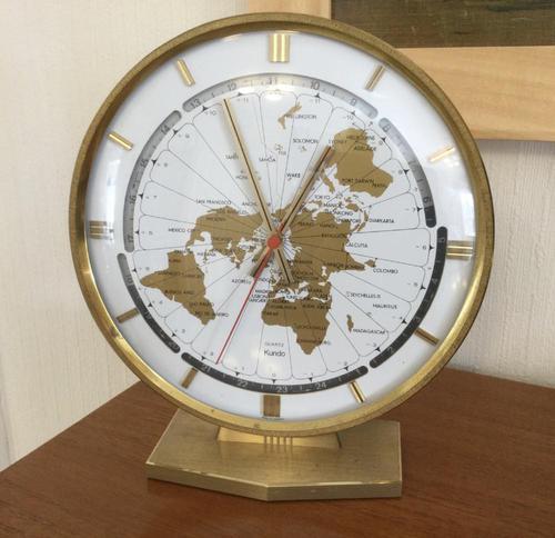 1970's Kundo World Clock (1 of 9)