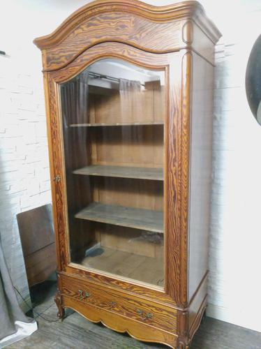 Antique Display Cabinet (1 of 15)
