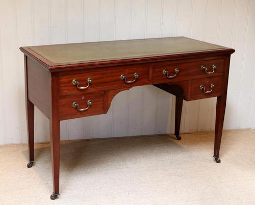 Edwardian Mahogany Writing Desk c.1910 (1 of 11)