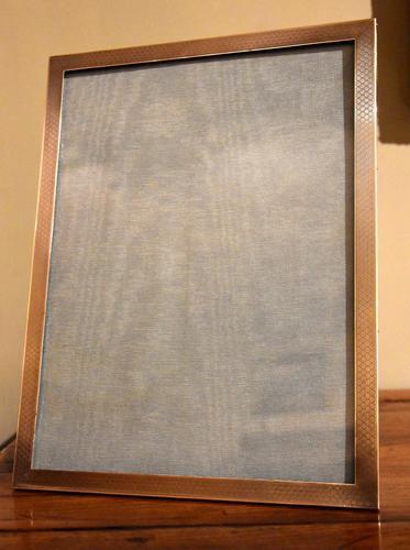 Art Deco Silver Frame E.Mander & Son (1 of 3)