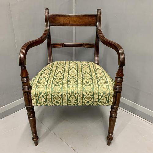 19th Century Regency Carver Armchair (1 of 7)