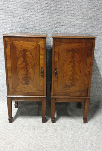 Pair of Mahogany Cabinets (1 of 6)