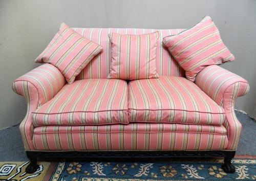 Small  2 Seat Sofa (1 of 7)