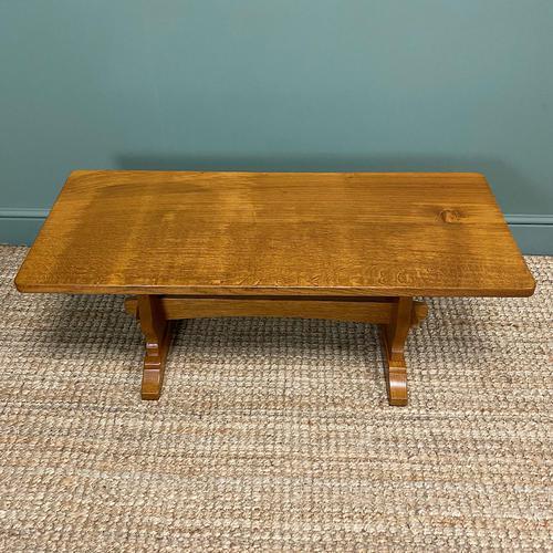 Superb Beaverman (Ex-Mouseman) Coffee Table (1 of 4)