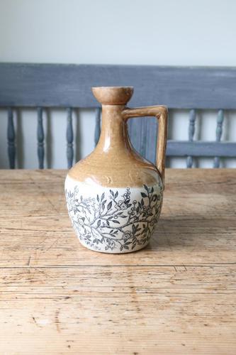 19th Century Scottish Henry Kennedy, Barrowfield Pottery, Stoneware 'special Liquor Jar' Whisky Flagon (1 of 22)