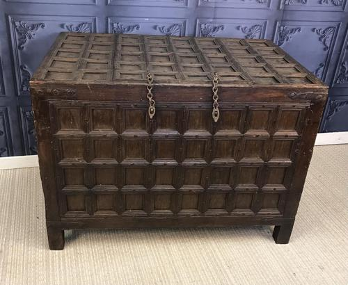 Indian Dowry Chest (1 of 9)