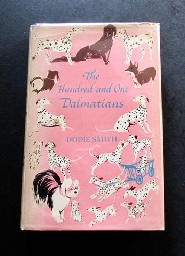 1961 The Hundred & One Dalmatians by Dodie Smith (1 of 5)