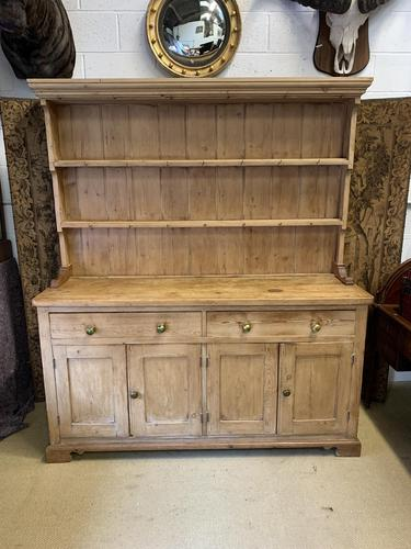 Large Country House Kitchen Dresser (1 of 7)