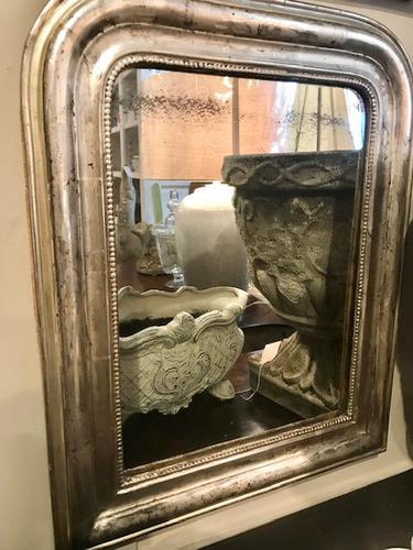 19th Century French Louis Philippe Mirror (1 of 3)