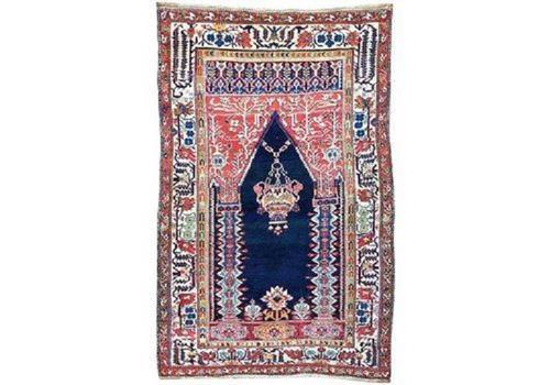 Antique Caucasian Shirvan Rug (1 of 9)