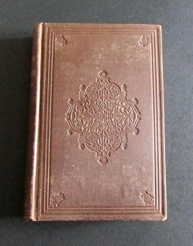 1855 The Song of Hiawatha  By Henry Wadsworth Longfellow,   First American Edition (1 of 4)