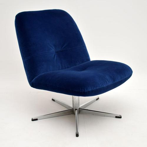 1960's Vintage Swivel Lounge Chair (1 of 8)