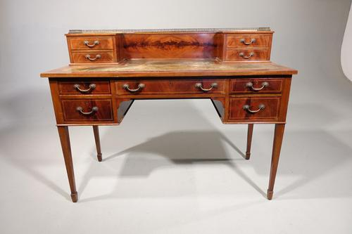 Early 20th Century Fine Quality Writing Table (1 of 3)