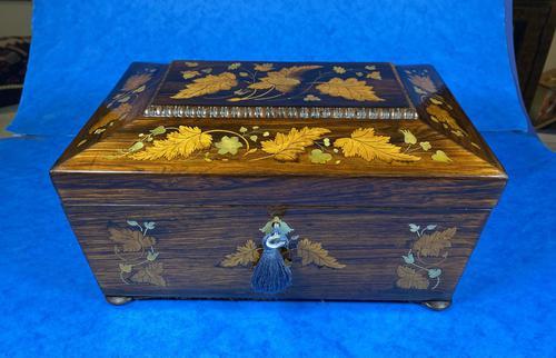 William IV Sarcophagus Jewellery Box (1 of 16)