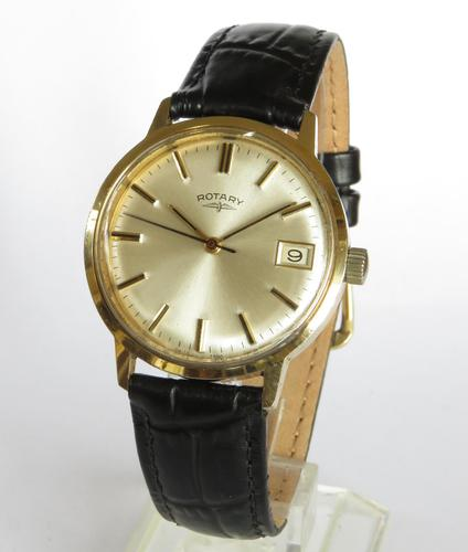 Gents Rotary Wrist Watch, 1960s (1 of 5)