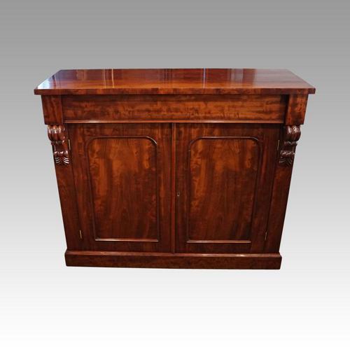 Victorian Chiffonier Sideboard (1 of 9)