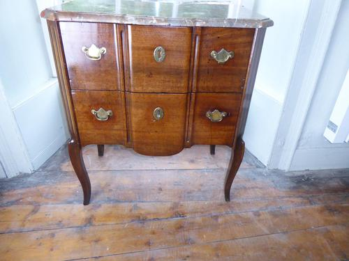 Small 18th Century French Commode (1 of 9)
