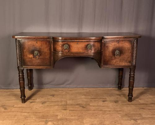 Regency Period Country House Side Board / Serving Table (1 of 14)