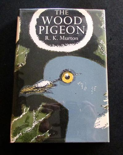 1965 1st Edition New Naturalist No 20 The Wood Pigeon by R K Murton with Original Dust Jacket (1 of 5)