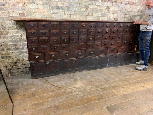 Chemist Bank of Drawers (1 of 5)