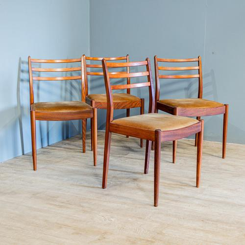 G plan Set of Chairs (1 of 9)