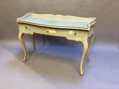 French Painted Dresssing Table (1 of 10)