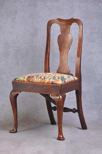 Early 18th Century Elm Chair (1 of 5)