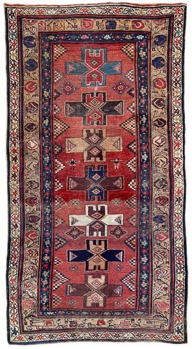 Antique Kurdish Rug (1 of 14)
