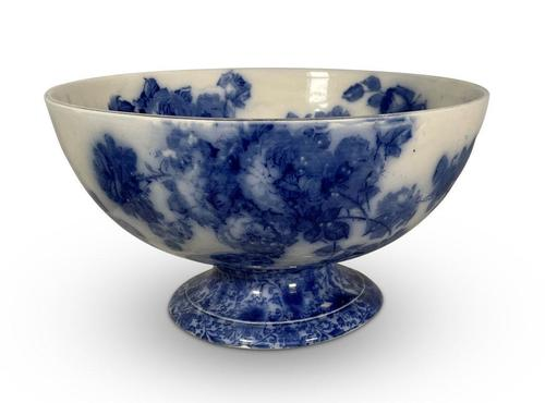 Flo Blue Punch Bowl (1 of 7)