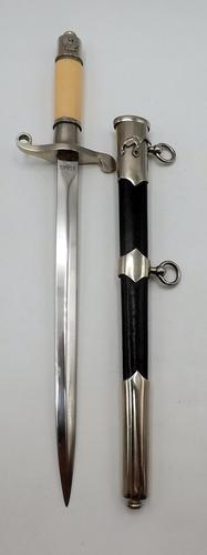 1952 PTN Polish Airforce Pilots Dress Dagger with Hangers (1 of 8)
